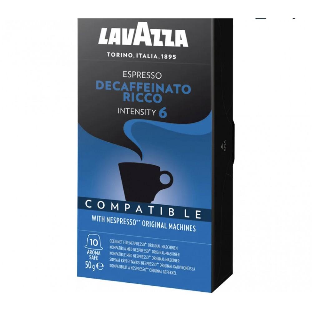 Lavazza Ncc Espresso Decaffeinato Ricco
